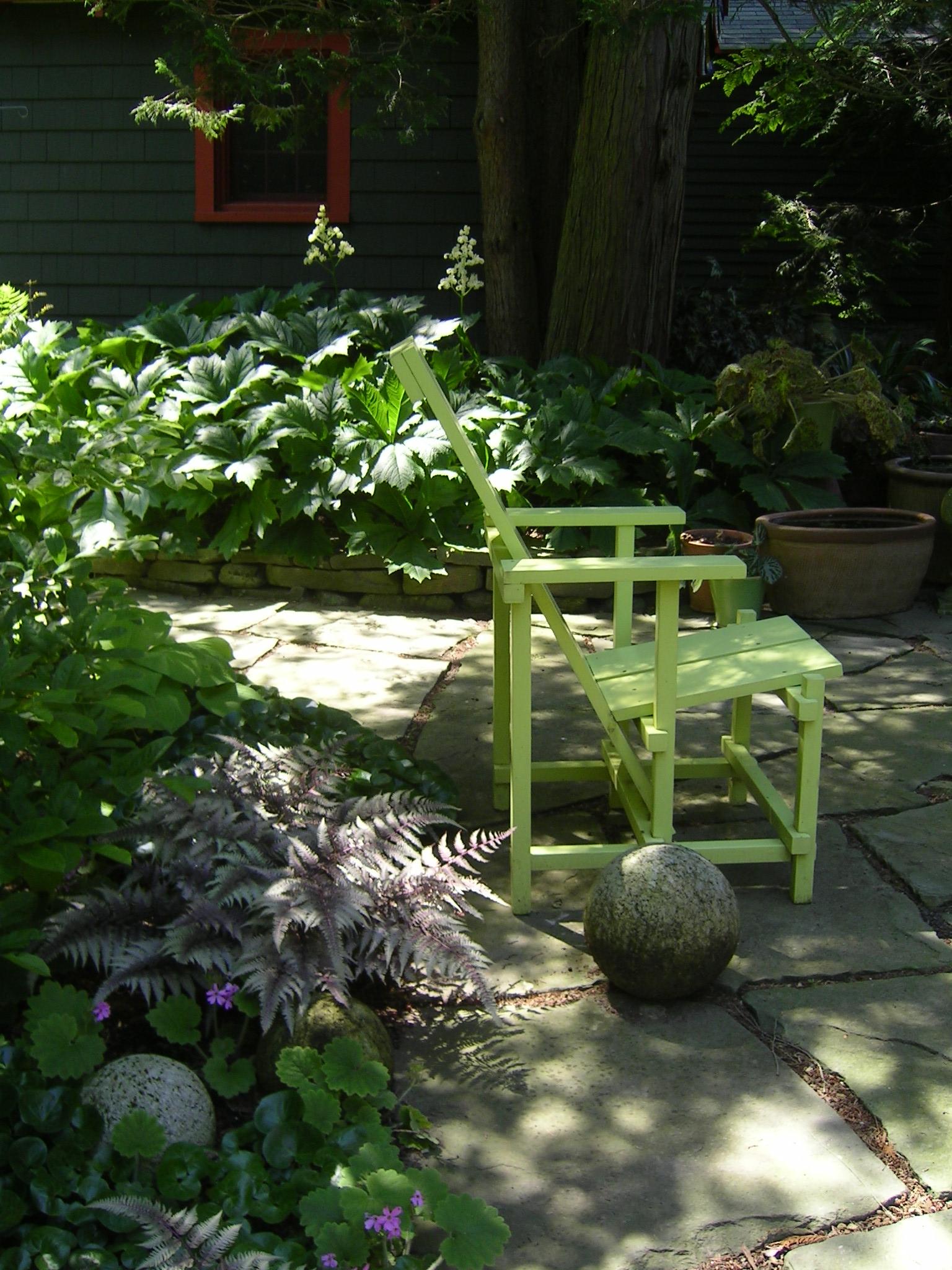 adirondack chair plans trex