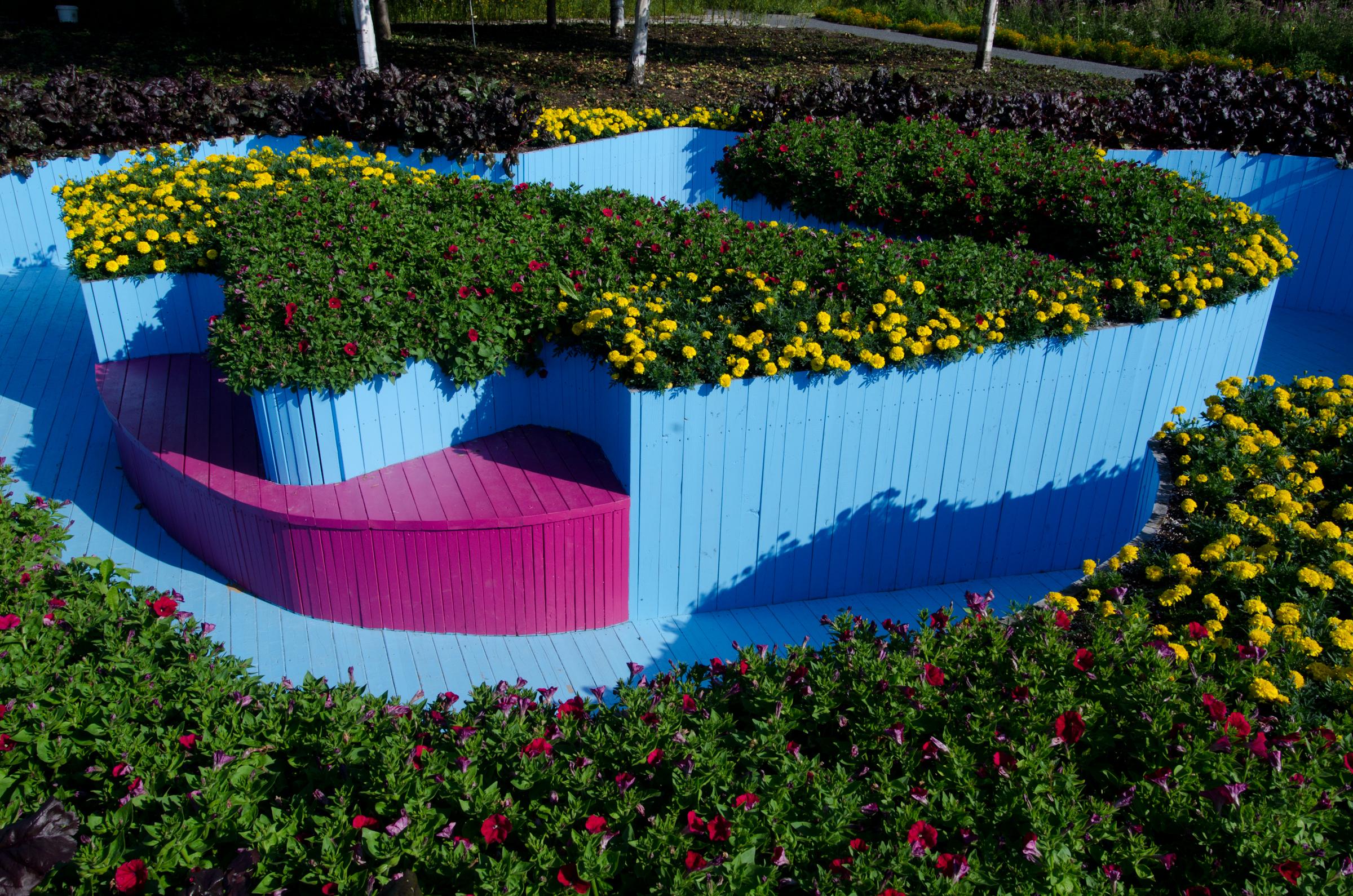 les jardins de metis elsie reford s paradise hortus 2