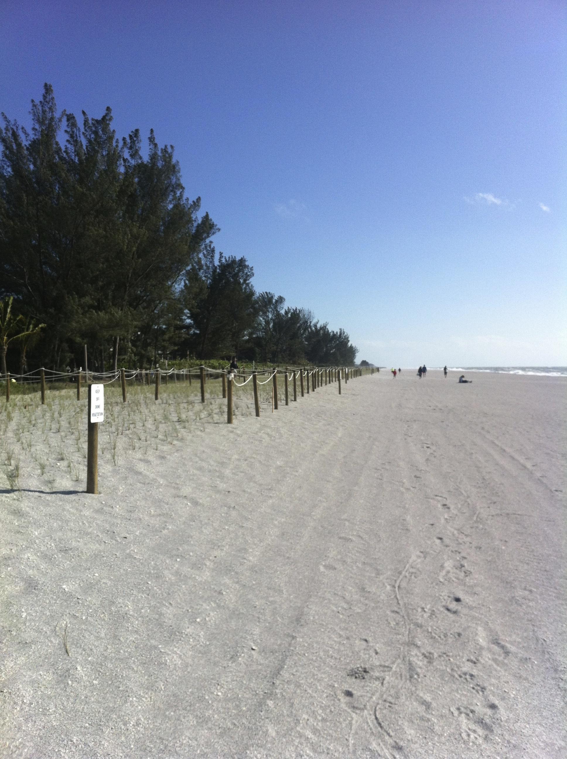 Wildlife Refuge On Sanibel Island, Florida